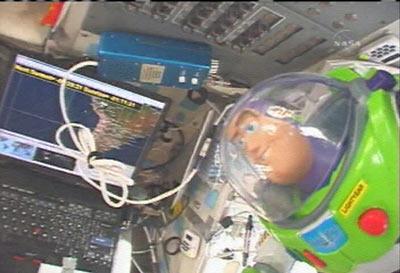 The longest serving astronaut