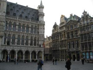 Brussels and old stuff!