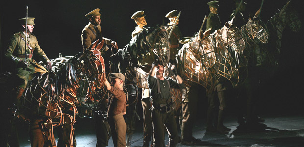 War Horse Play review - The Word of Ward