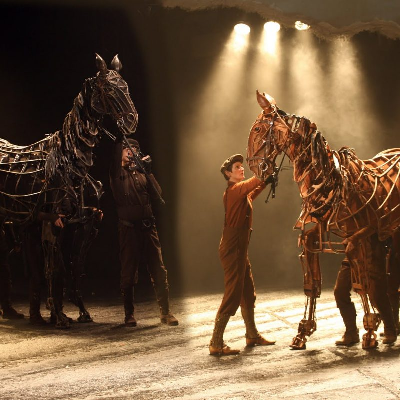 war horse review We review the 2018 uk tour presentation of war horse running at wales  millennium centre until july 28, 2018.