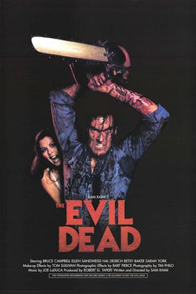 Evil Dead. Sheer genius!