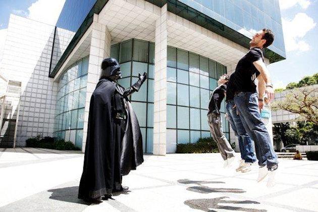 Vader Vadering!