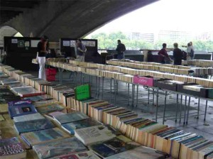 Southbank-bookstall