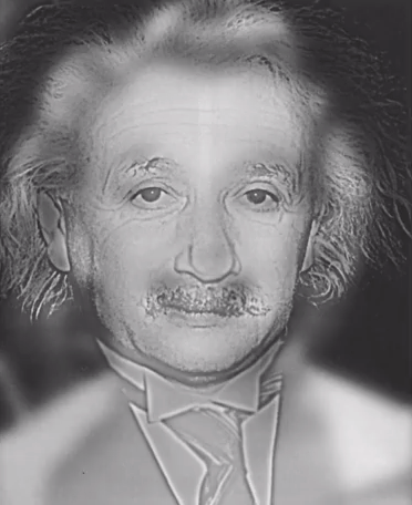 Einstein or Monroe?