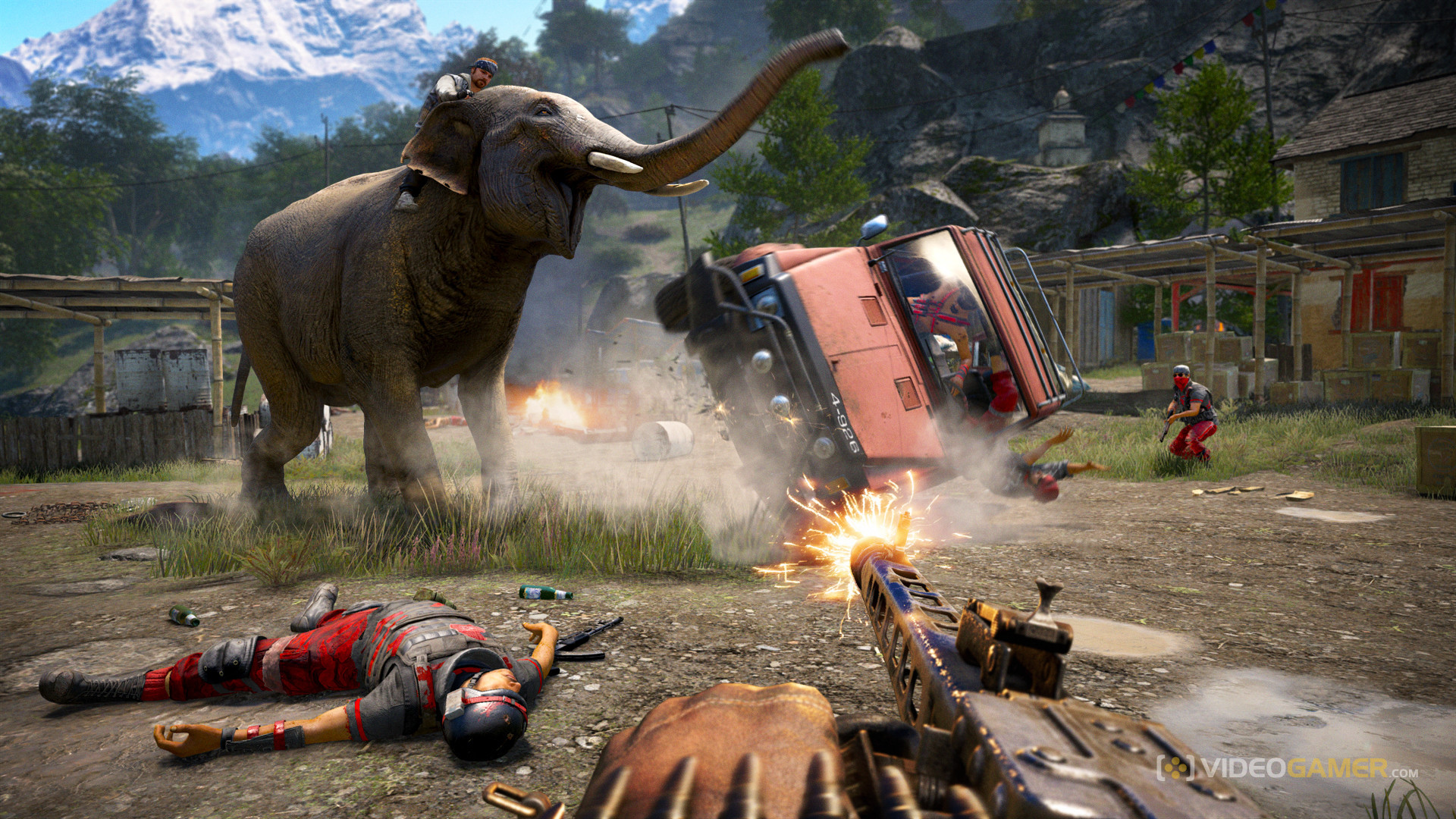 far cry 4 review - the word of ward
