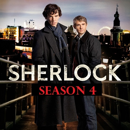 Sherlock is back! Soon!